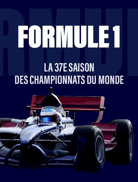 La 37e Saison des Championnats du Monde de F1h2o