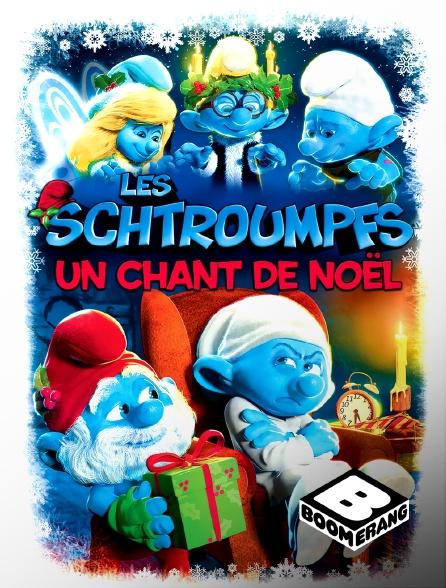 Boomerang - Les Schtroumpfs : un chant de Noël