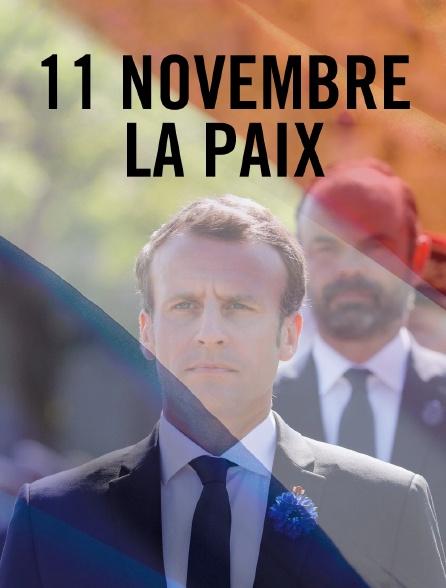 11 novembre, la paix