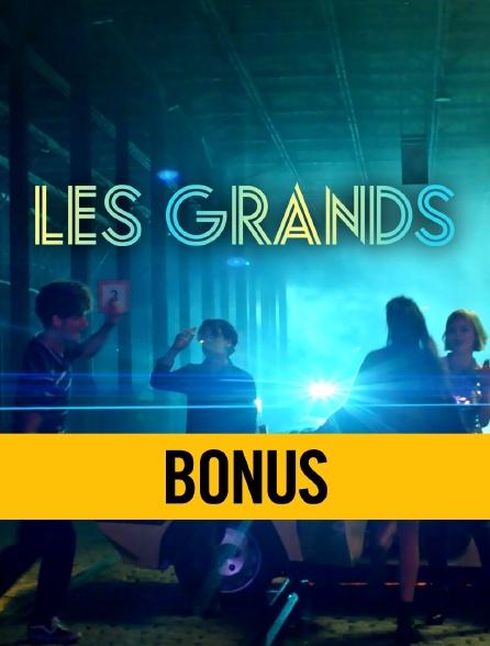 Les grands S03 : bonus