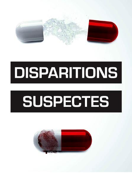 Disparitions suspectes