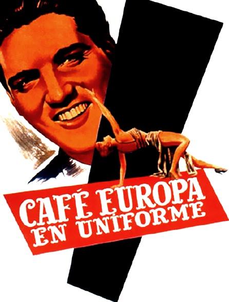Café Europa en uniforme