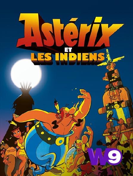 W9 - Astérix et les Indiens