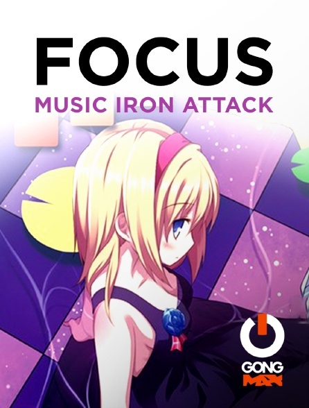 GONG Max - Focus Music Iron Attack Gong Fr
