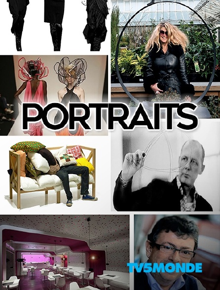 TV5MONDE - Portraits