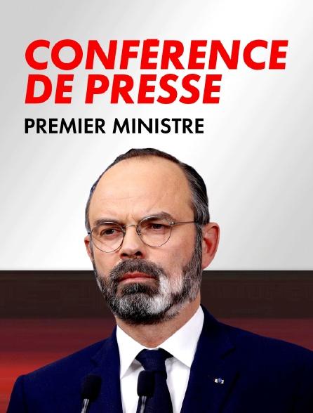 Conférence de presse du Premier ministre