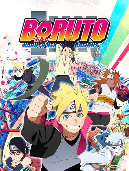 Boruto : Naruto Next Generations