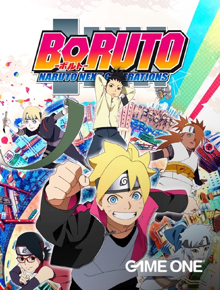 Game One - Boruto : Naruto Next Generations