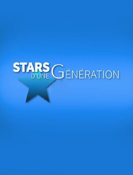 Stars d'une génération