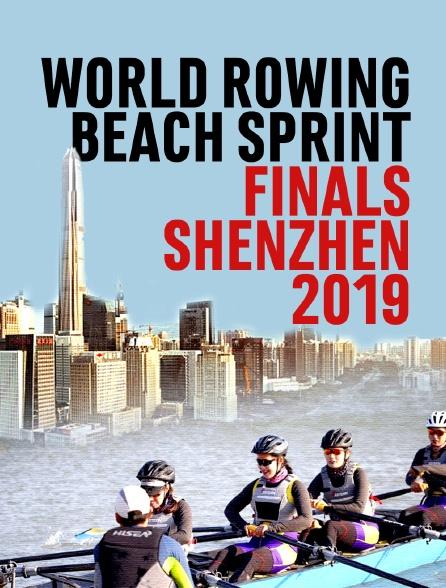World Rowing Beach Sprint Finals Shenzhen 2019