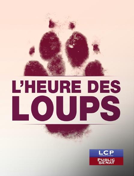 LCP Public Sénat - L'heure des loups