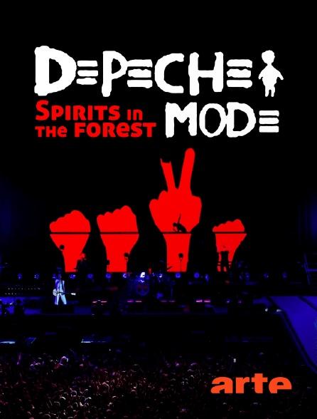 Arte - Depeche Mode : Spirits in the Forest