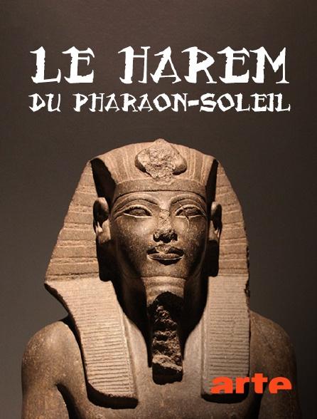 Arte - Le harem du Pharaon-Soleil
