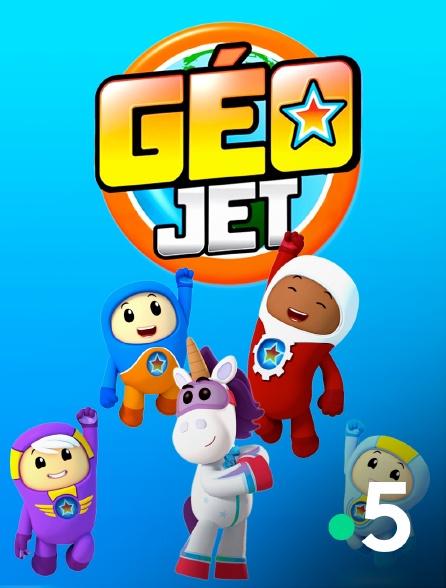 France 5 - Géo Jet