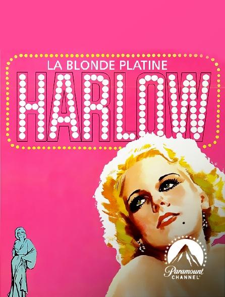 Paramount Channel - Harlow, la blonde platine