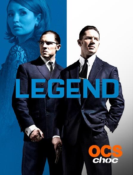 OCS Choc - Legend