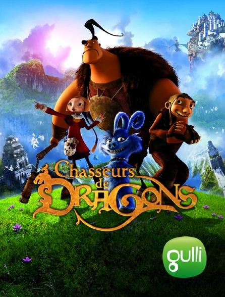Gulli - Chasseurs de Dragons