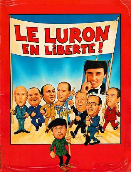 Thierry Le Luron en liberté