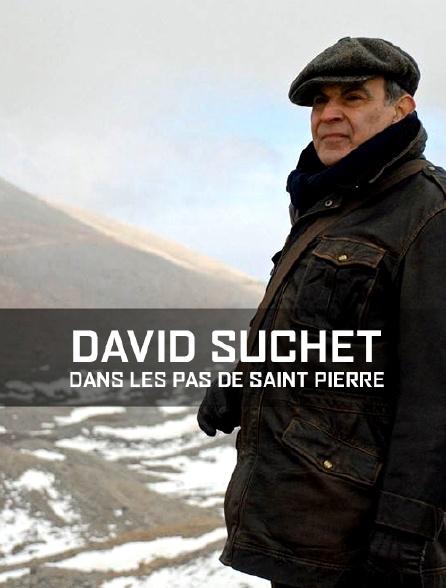 David Suchet dans les pas de saint Pierre