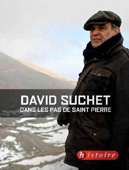 Histoire - David Suchet dans les pas de saint Pierre