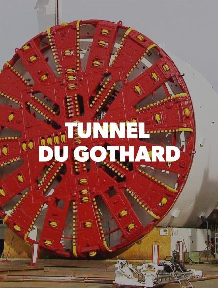 Tunnel du Gothard