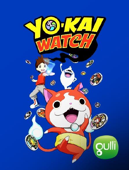 Gulli - Yo-Kai Watch : Ils sont invisibles, ils sont partout