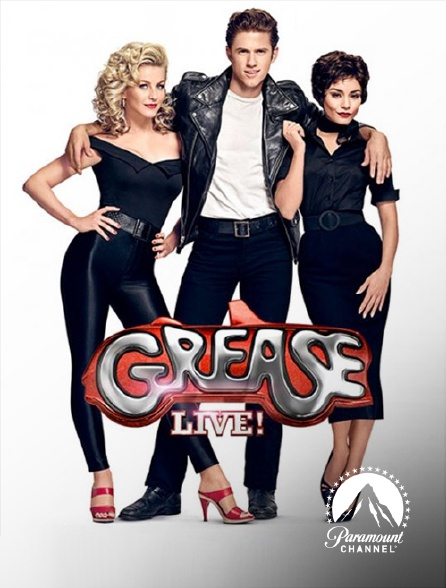 Paramount Channel - Grease Live !