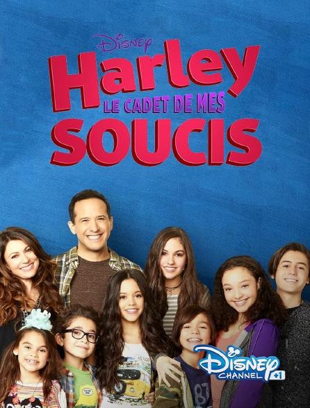 Disney Channel +1 - Harley, le cadet de mes soucis