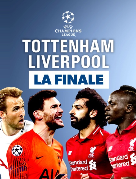 Football - UEFA Champions League : Tottenham (Gbr) / Liverpool (Gbr)
