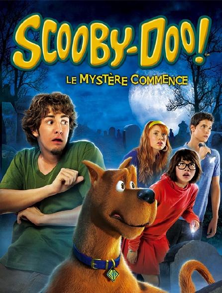 Scooby-Doo : le mystère commence *2009