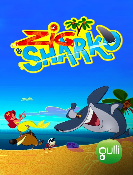 Gulli - Zig & Sharko en replay