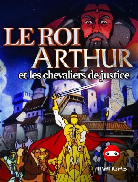 Mangas - Le roi Arthur et les chevaliers de la justice