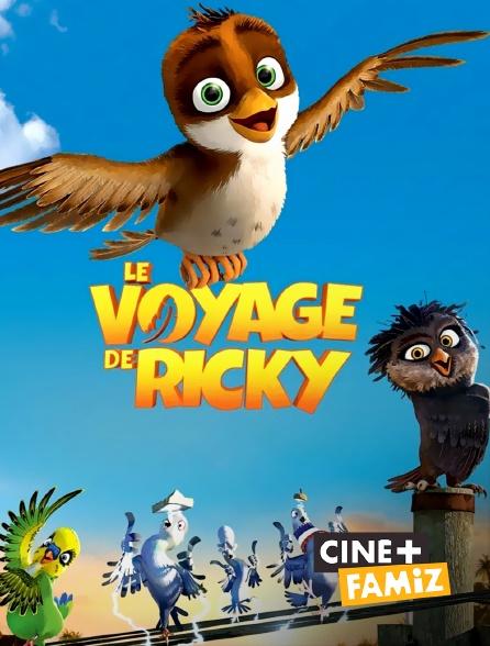 Ciné+ Famiz - Le voyage de Ricky