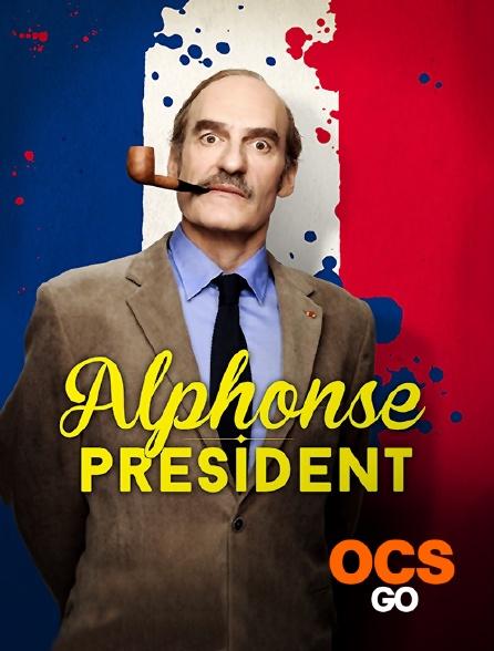 OCS Go - Alphonse président