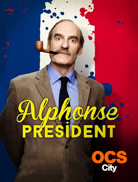 OCS City - Alphonse président