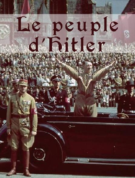 Le peuple d'Hitler