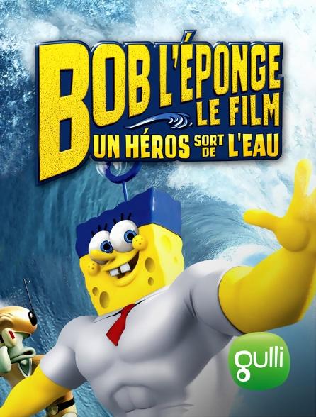 Gulli - Bob l'éponge, le film