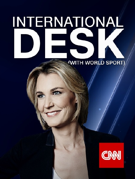 CNN - International Desk (with World Sport)