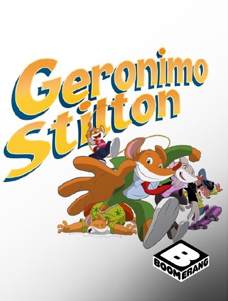 Boomerang - Geronimo Stilton