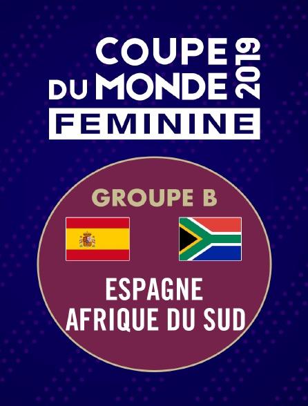 Football - Espagne / Afrique du Sud