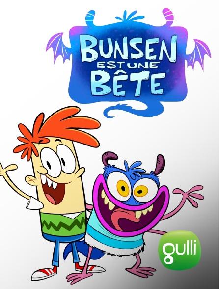 Gulli - Bunsen est une bête