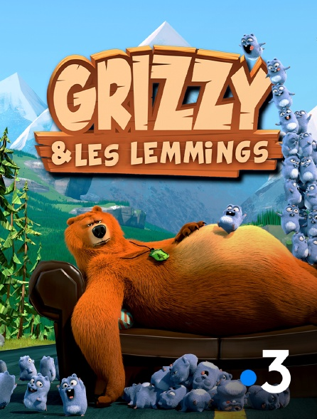 France 3 - Grizzy et les lemmings