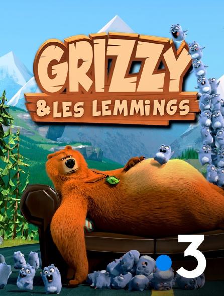 France 3 - Grizzy et les lemmings
