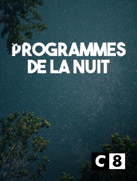 C8 - Programmes de la nuit
