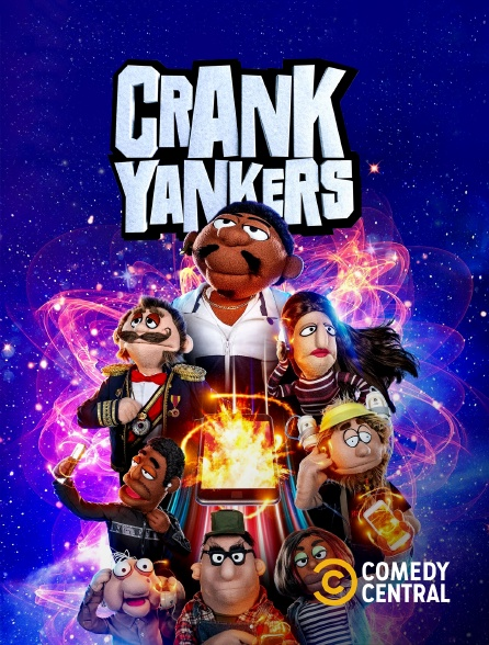 Comedy Central - Crank Yankers