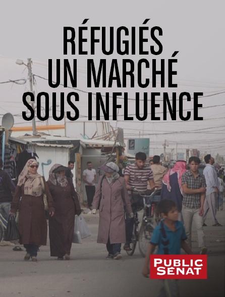 Public Sénat - Réfugiés, un marché sous influence