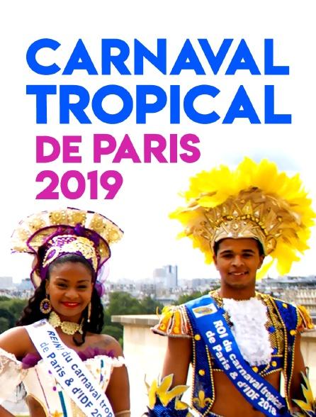 Carnaval tropical de Paris 2019