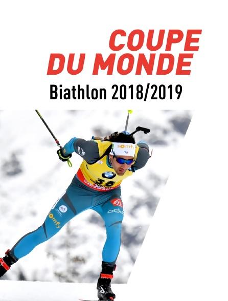 Coupe du monde de Biathlon 2018/2019