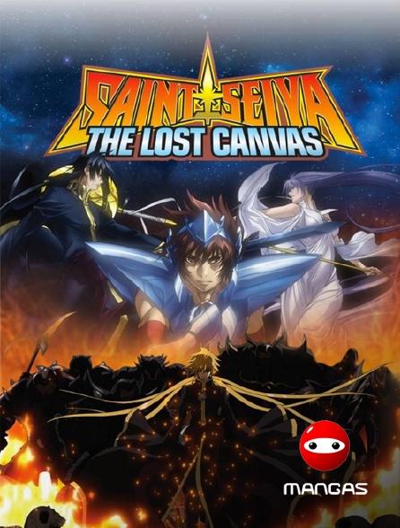 Mangas - Saint Seiya : The Lost Canvas