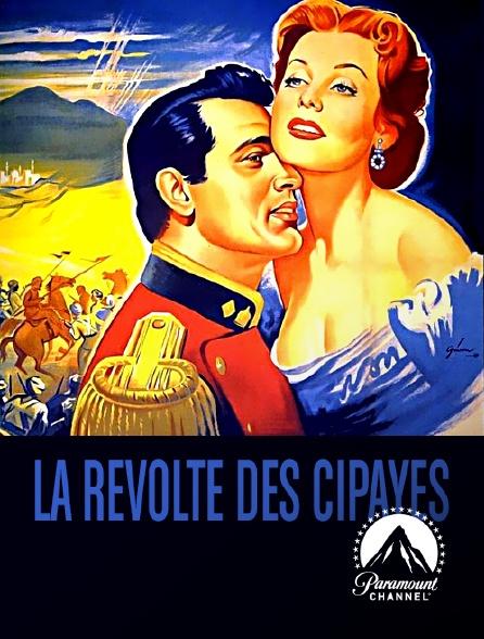 Paramount Channel - La révolte des Cipayes